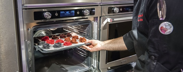 A truly versatile cooking system that takes inspiration from the long history of collaboration with professional chefs.